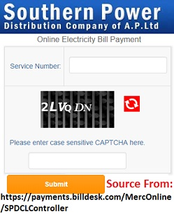 AP Electricity Bill Payment Online
