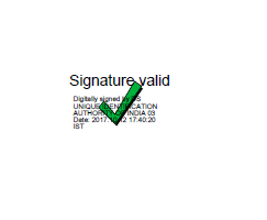 aadhaar card signature validation