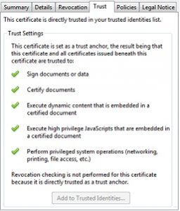 eaadhaar signature validation